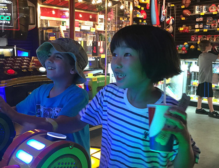 Arcade - Go-Karts Plus - Williamsburg, VA Family Fun & Birthdays