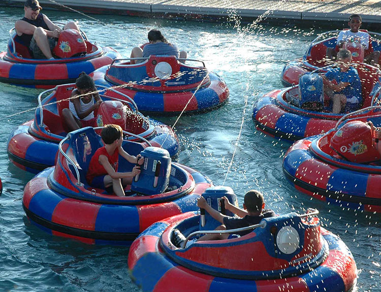 Blaster Boats - Go-Karts Plus - Williamsburg, VA Family Fun & Birthdays