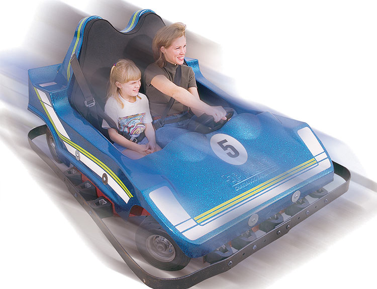Figure 8 Track - Go-Karts Plus - Williamsburg, VA Family Fun & Birthdays