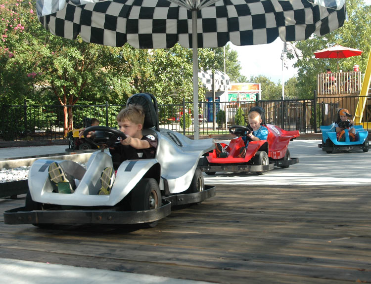 Rookie Kart - Go-Karts Plus - Williamsburg, VA Family Fun & Birthdays