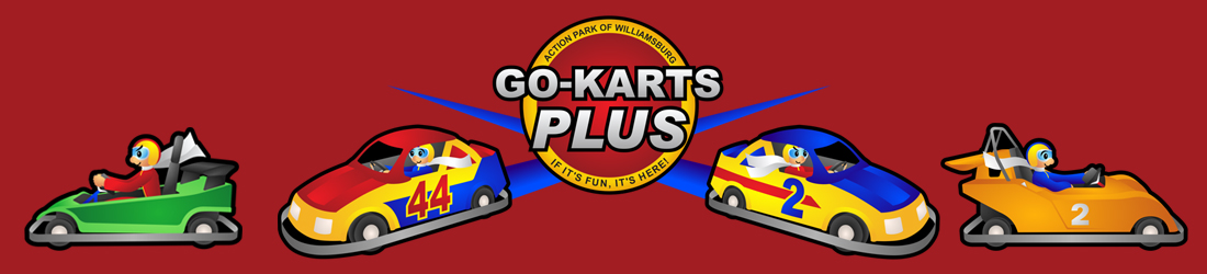 About Us - Go-Karts Plus - Williamsburg, VA Family Fun & Birthdays